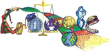 Google Doodle Doodle 4 Google 2013 - India Winner