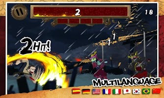 Screenshot of Fude Samurai