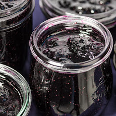 Fragrant Blueberry Jam
