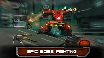 Screenshot of Bounty Hunter: Black Dawn
