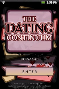 The Dating Continuum - screenshot