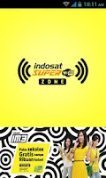 Screenshot of Indosat SuperWiFi