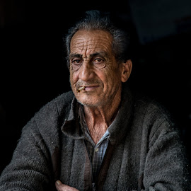 Retrato by Marcos Lamas - People Portraits of Men