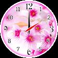 Cherry Blossom Clock APK baixar