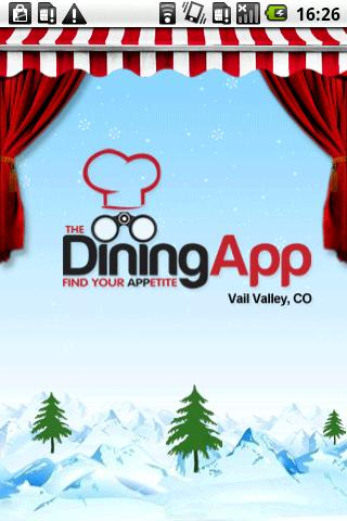 The DiningApp Vail Valley