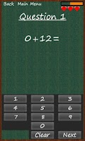 Screenshot of Math Me Lite