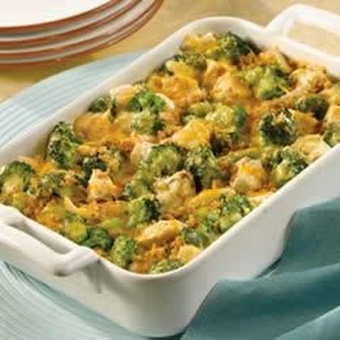 Campbell's Kitchen Chicken Broccoli Divan