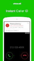 Screenshot of Whoscall- Caller ID&Block