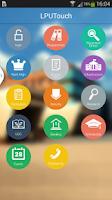Screenshot of LPU Touch