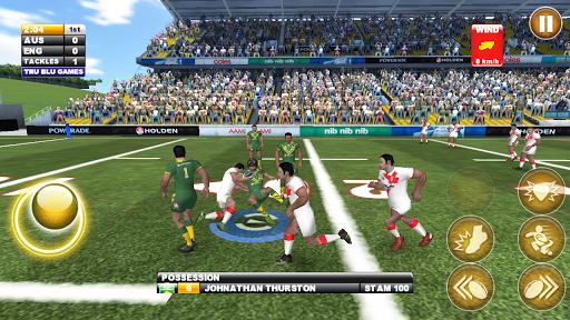 Rugby League Live 2: Quick - screenshot