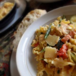 Chicken Summer Vegetable Pasta Recipes
