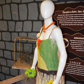 Chocolate clothings by Prosenjit Malakar - Artistic Objects Clothing & Accessories ( kodaikanal, chocolate, kodaikanal chocolate, chocolate clothing, chocolate clothingschocolate clothings at kodaikanal )