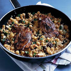 One-pan Lamb & Couscous