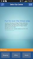 Screenshot of City Centre Malls-Official App