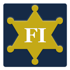 Police Field Interview FI Card icon