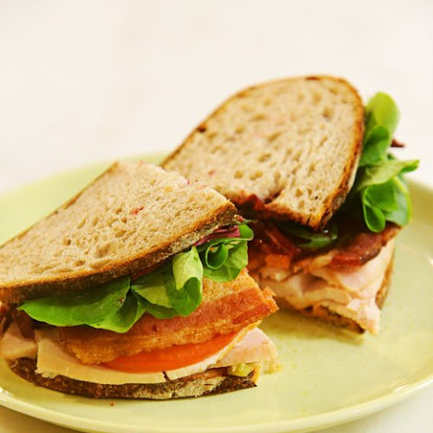 Martha's Turkey Sandwich
