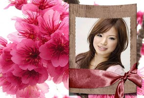 Screenshot of Sakura Photo Frames