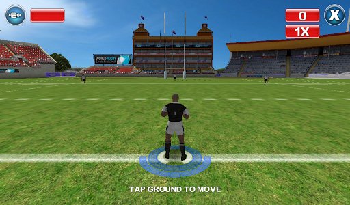 Jonah Lomu Rugby: Mini Games - screenshot