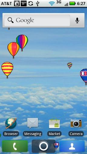 玩個人化App|ホットエアーバルーンライブ壁紙免費|APP試玩