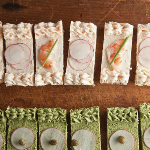 10 best shrimp canapes recipes yummly for Shrimp canape ideas