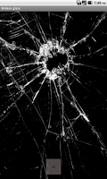Screenshot of Broken glass