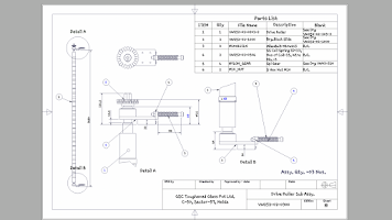 Screenshot of DWGSee -- DWG Viewer
