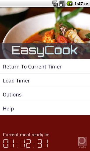 EasyCook Kitchen Timer