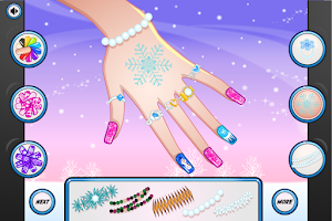 Screenshot of Princess Nail Salon