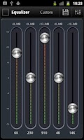 Screenshot of AnEq Equalizer