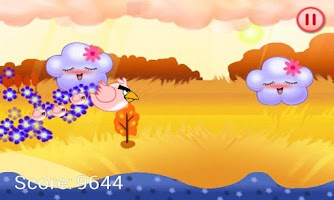 Screenshot of Lovely Bird Game