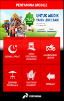 Screenshot of Pertamina Mobile