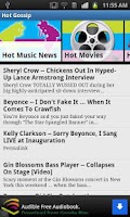 Screenshot of Hot 100.5