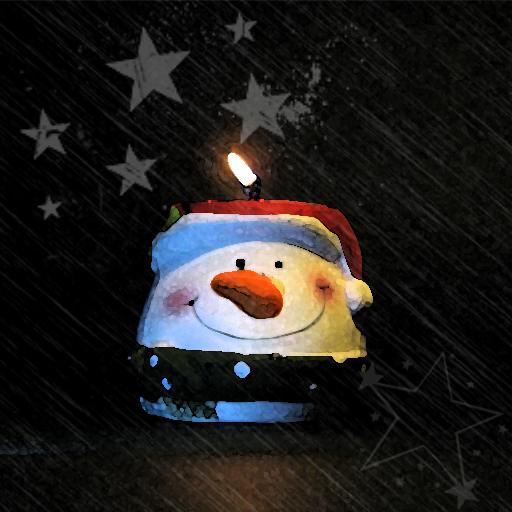 免費的聖誕蠟燭 娛樂 LOGO-玩APPs