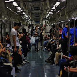 Subway Pack by Ifa Andy - Novices Only Street & Candid