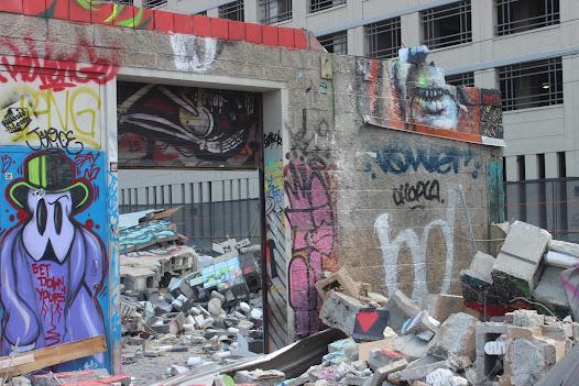 GVM004 Demolition (August 2015)