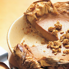 Honey-Phyllo Pumpkin Pie