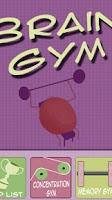 Screenshot of Brain Gym Memory Training