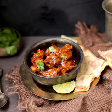 Laal Maas – Rajasthani Red Mutton Curry