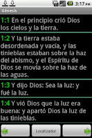 Screenshot of Portuguese Bible