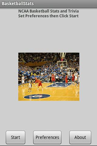 NCAA Basketball Quiz