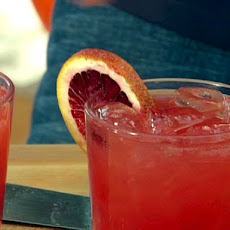 Campari and Blood Orange Cocktail
