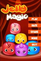 Screenshot of Jelly Magic