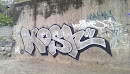 KOSK Graffiti