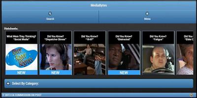 Screenshot of MediaBytes
