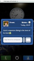 Screenshot of Smart SMS