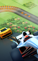 Screenshot of Groove Racer
