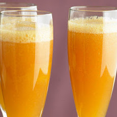 Celebrate Among Friends And Family With This Fizzy Fruit Cocktail