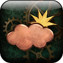 Steampunk Weather icon