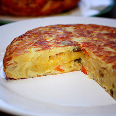 Nif's Spanish Omelette (Omelet) for 2