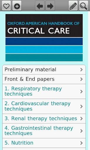 Oxford American H. Critical Ca
